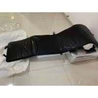 Le Corbusier LC4 Chaise Lounge Chair Cushion and Strap in Nappa Leather