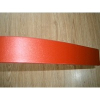 Barcelona Chair Straps Replacement Repair Frame Belt Red Color