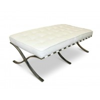 Barcelona Two Seaters Ottoman