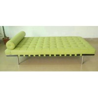 Barcelona style Daybed in PU Leather