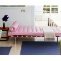 Fabric Barcelona style Daybed