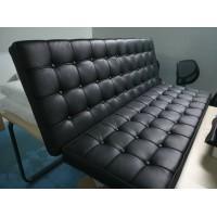 Customized Barcelona Cushions with irregular corner