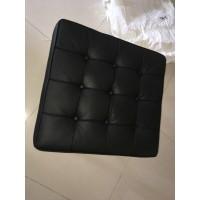 Customized Barcelona Ponyskin Bench Cushion