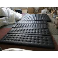 Barcelona Bench Cushion In Full Grain Leather