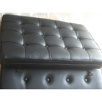 Barcelona Chair Cushions And Straps In Pu Leather
