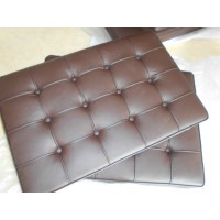Chocolate Brown Barcelona Chair Cushions