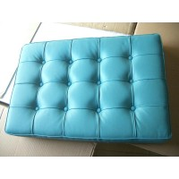 Blue Barcelona Chair Cushions