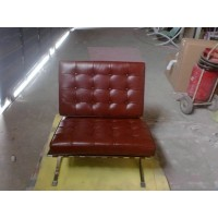 Sorrel Barcelona Chair
