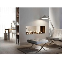 Barcelona Chair With Ottoman In Full Aniline Leather