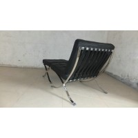 Barcelona Chair in Full Nappa Leather