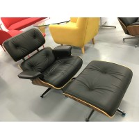 Special Offer Of Eames Style Lounge Chair With Ottoman 25% Discount